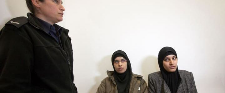 Two Israeli Arab women sentenced to 4-5 years in jail for having links to the Islamic State terror group