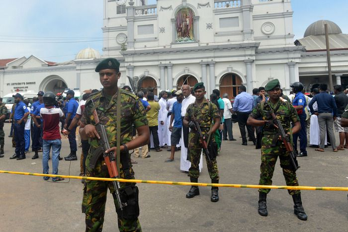 LLL - GFATF - What we know about the Easter terrorist attacks in Sri Lanka 2