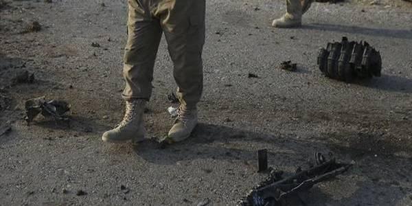 ISIS kills six police officers in Iraq's Kirkuk province