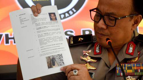 Indonesian authorities foiled ISIS-linked bomb plots to target election result day