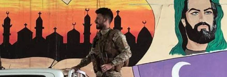 Iraqi Shi'ite paramilitaries seek to clear the remaining ISIS terrorists from the Syrian border