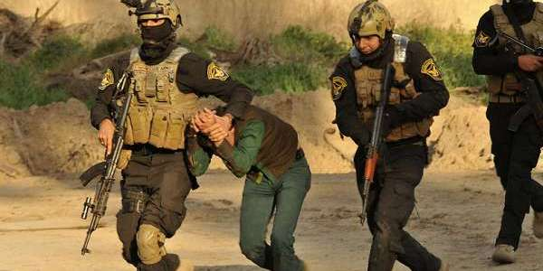 Iraqi Military Intelligence arrests an Islamic State official in al-Anbar