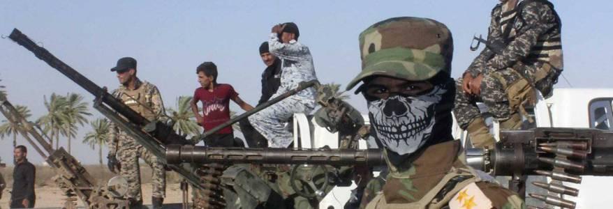 Iraqi troops apprehend Islamic State terrorist in Diyala