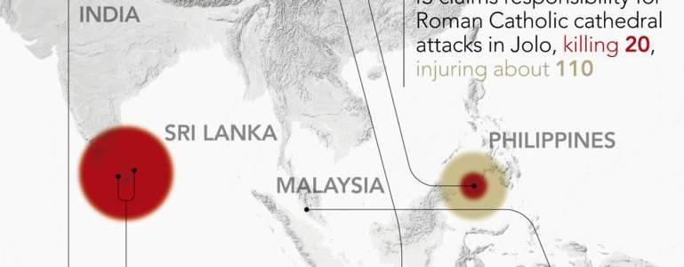 Islamic State terrorists sneak into Asia through family terror cells