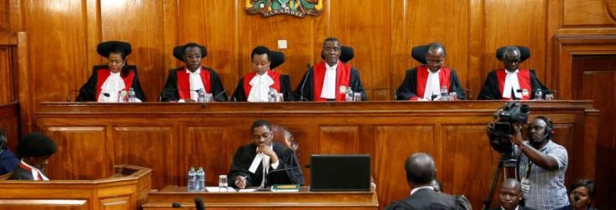 Kenyan court sentences Briton to four years on terrorism charges