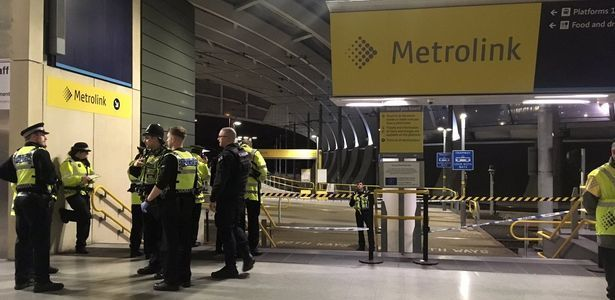 Man charged with terror offence over Manchester Victoria New Year knife attack
