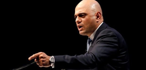 Sajid Javid accused of 'human fly-tipping' in Shamima Begum case