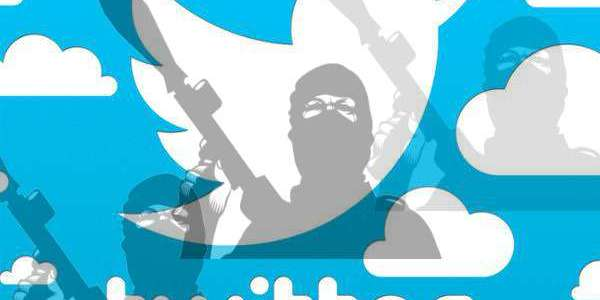 Twitter suspended over a million accounts for promoting terror
