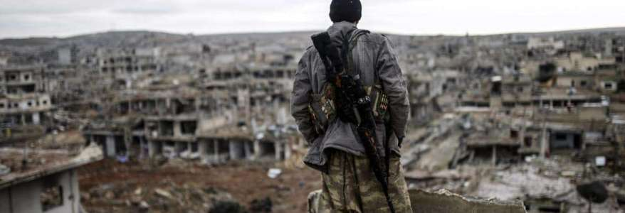 UK Government bans travelling to to Islamic State areas in Syria