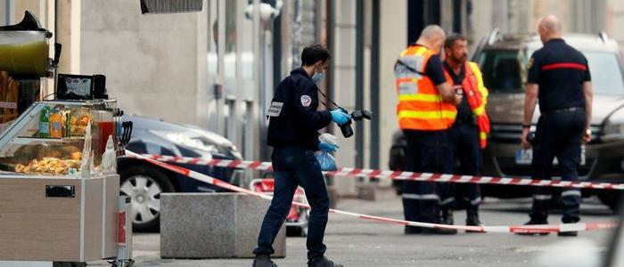 Terror suspects arrested over Lyon explosion