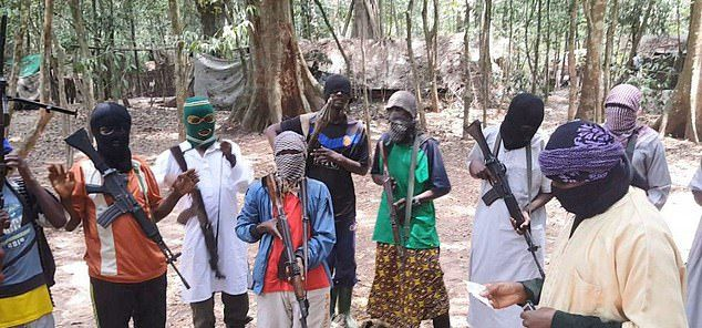ISIS claim responsibility for shooting and hacking 13 people to death in Congo region