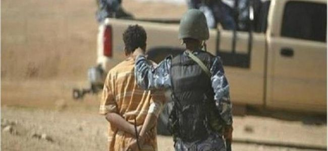 Iraqi security forces arrest three Islamic State terrorists in Samarra