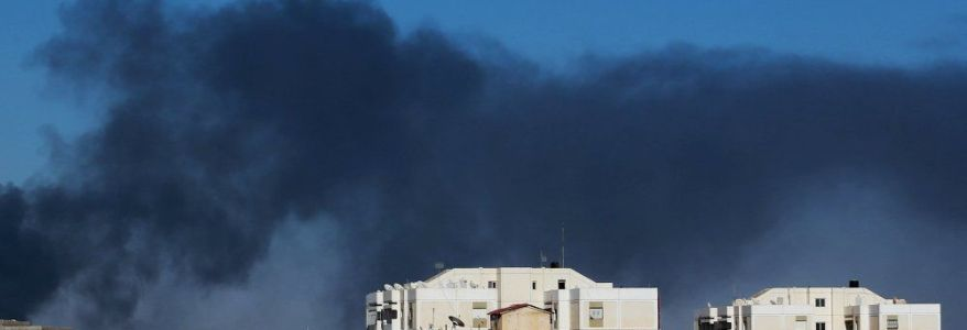 Islamic State terrorist group claims responsibility for two car bombs at Libya's Eastern Forces Camp