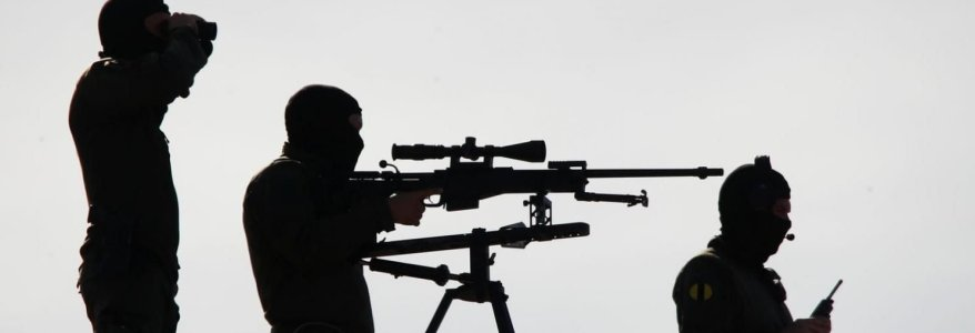 Islamic State wants you to fear its snipers