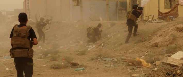Three Islamic State hideouts destroyed in Kirkuk