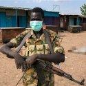 Gunman kills at least 20 people at Sudan mosque