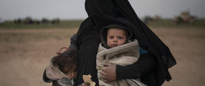 Iraq deported over 470 children of foreign Islamic State members
