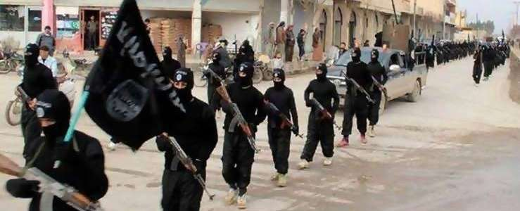 Uncovered international terror funding network for Islamic State terrorist attacks