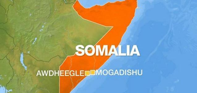Al-Shabab attacks Somali military base
