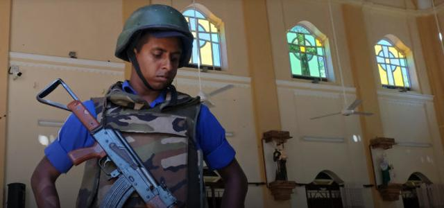 Brussels steps up its support for counter-terrorism activities in Sri Lanka
