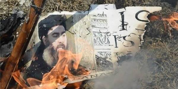 Abu Bakr Al-Baghdadi adopts Iraqi Islamic State commander as successor
