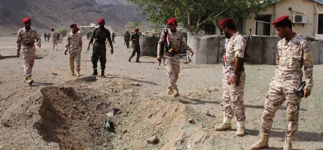 At least 51 people killed in attacks in southern Yemen's Aden