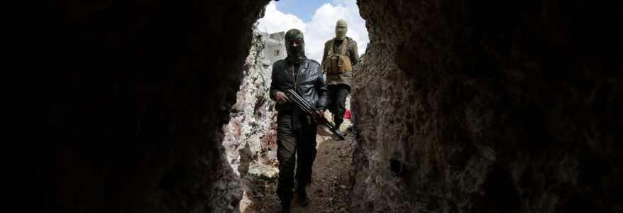 Five more Islamic State hideouts destroyed in Diyala