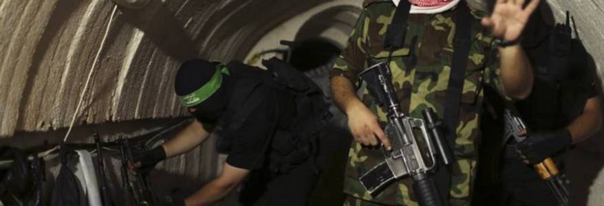 Four Hamas operatives arrested in West Bank after terror plot was uncovered