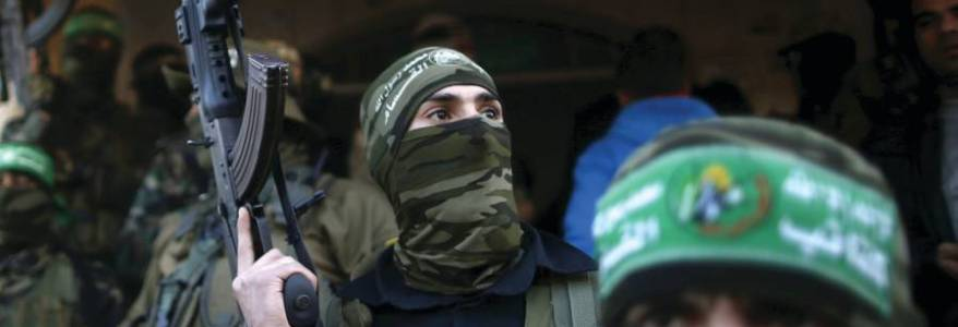 Hamas terrorist group responsible for assault on PLO Gaza offices