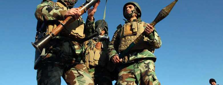 Peshmerga foil Islamic State attack in disputed area of Khanaqin