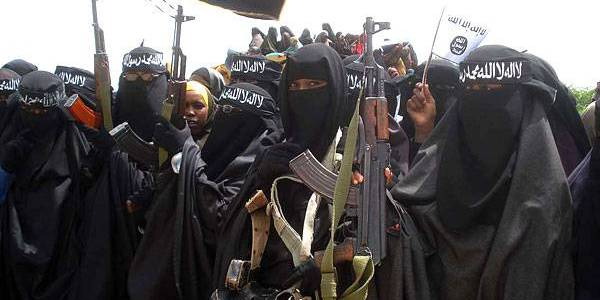 Terrorists turn to female suicide bombers in the lastest trend