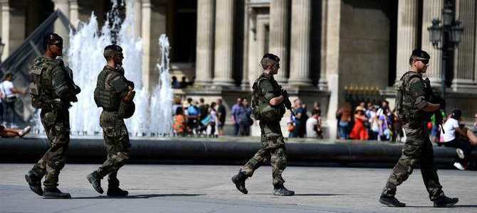 Three charged in France for plotting terrorist killing