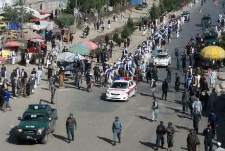Daesh recruiting in Helmand