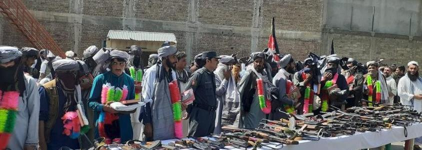 ISIS militants surrender to government in Kunar province