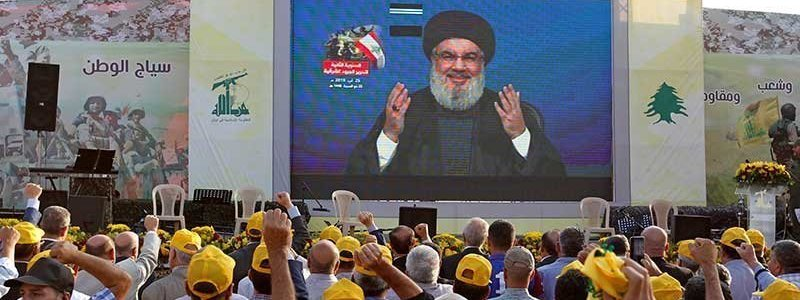 Terrorist organization Hezbollah publishes video of attack on Israel