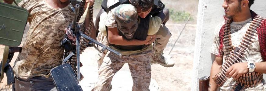 Third U.S. Strike in Libya Targets Islamic State Terror Group