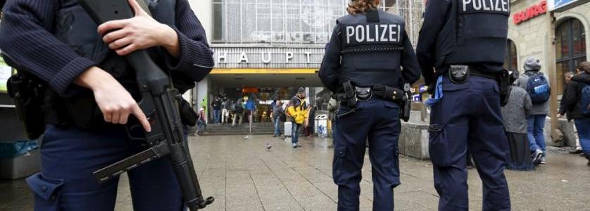 German-Tunisian arrested on suspicion of joining Islamic State terrorist group