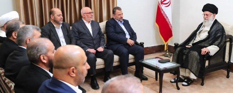 Hamas leader envisions the final victory with Iran over Israel