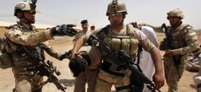 Iraqi police authorities detained five Islamic State terrorists in Mosul