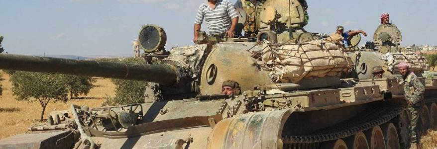 Islamic State attacks dwindle after Syrian army operation eliminates several terror cells