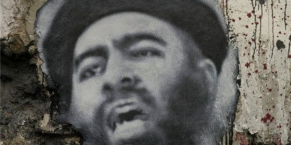 Islamic State leader Al-Baghdadi admits losing position in the terrorist group