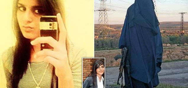Islamic State matchmaker who recruited Shamima Begum pleads to be allowed back to the United Kingdom