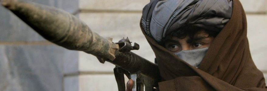 Negotiations with the Taliban have convinced the terrorists they can win