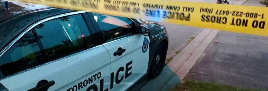 One woman killed in machete attack in Scarborough