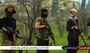 Terrorists from Guardians of the Religion organization in Syria