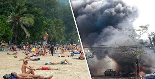 Thailand authorities worried that mass tourism is bringing security troubles
