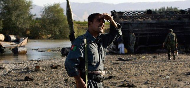 Third Taliban attack in Afghanistan in a week amid the US peace push
