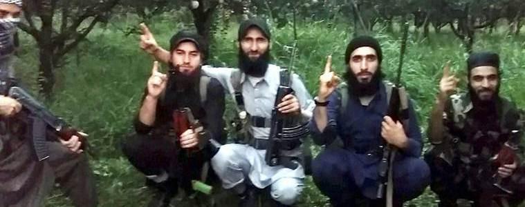 Four top Hizbul Mujahideen terrorists arrested for Kishtwar terror acts