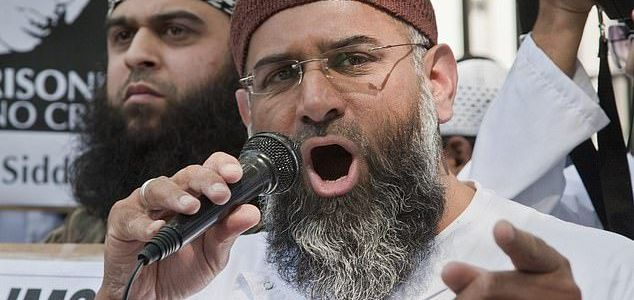 Hate preacher Anjem Choudary's banned terror group has revived since he was released from jail