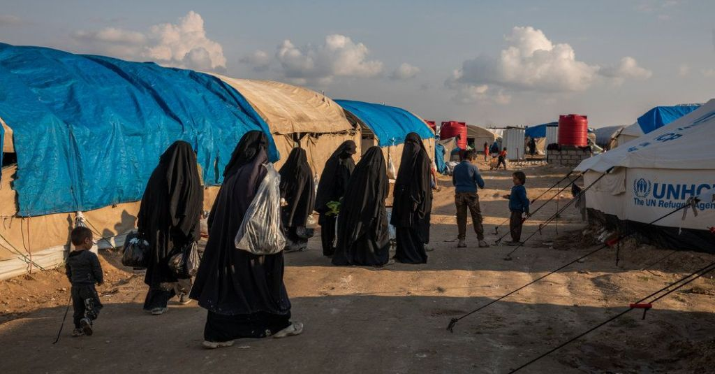 LLL - GFATF - Inside the Syrian camp ticking time bomb for another wave of Islamic State violence 1